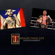 September 26th 2020: Miguel Angel Gonzalez vs James Tennyson