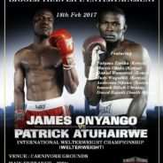 International Welterweight Championship