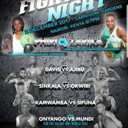 Mac Series Fight Night